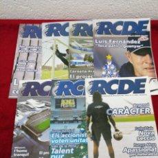Coleccionismo deportivo: REVISTA OFICIAL RCD ESPANYOL. Lote 155223185
