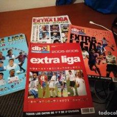 Coleccionismo deportivo: LOTE REVISTAS EXTRAS LIGAS DON BALON. Lote 155823198