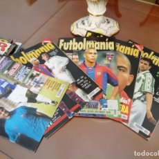 Coleccionismo deportivo: REVISTA FUTBOLMANIA . AÑO 1998 . 5 NUMEROS. Lote 155913066
