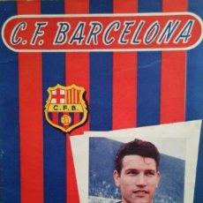 Coleccionismo deportivo: 1957 REVISTA F.C. BARCELONA 1 MAYO 1957. JUAN SEGARRA. PREVIA ATLÉTICO DE MADRID. Lote 116762587