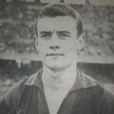 Coleccionismo deportivo: 1962 REVISTA FC BARCELONA 7 ABRIL 1962 - ZALDUA - CLUB DEPORTIVO BASCONIA. Lote 116222423