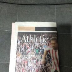 Coleccionismo deportivo: DEIA ATHLETIC GEURIA / 2007 . Lote 158611818