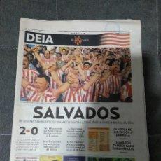Coleccionismo deportivo: DEIA ATHETIC SALVADOS / 2007. Lote 158611942