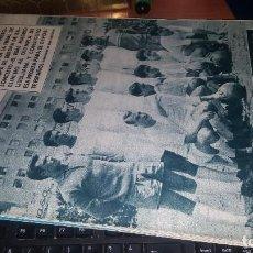 Coleccionismo deportivo: REVISTA REAL MADRID N° 145 DE 1962. Lote 158891498