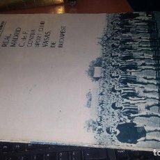 Coleccionismo deportivo: REVISTA REAL MADRID N° 93 DE 1958. Lote 158892146