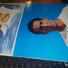 Coleccionismo deportivo: REVISTA REAL MADRID N° 184 DE 1965, GENTO. Lote 158892254