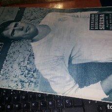 Coleccionismo deportivo: REVISTA REAL MADRID N° 162 DE 1963. Lote 158928698