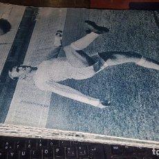 Coleccionismo deportivo: REVISTA REAL MADRID N° 88 DE 1957. Lote 158936738