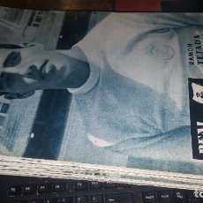 Coleccionismo deportivo: REVISTA REAL MADRID N° 183 DE 1965. Lote 158939922