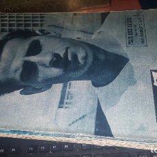 Coleccionismo deportivo: REVISTA REAL MADRID N° 135 DE 1961. Lote 158958410