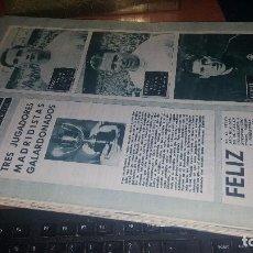 Coleccionismo deportivo: REVISTA REAL MADRID N° 164 DE 1964. Lote 158959658