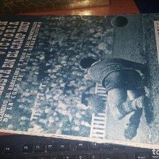 Coleccionismo deportivo: REVISTA REAL MADRID N° 144 DE 1962. Lote 158960346