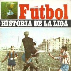 Collezionismo sportivo: 17 FUTBOL HISTORIA DE LA LIGA TEMPORADA 1947 48 RAMON MELCON. Lote 159575010