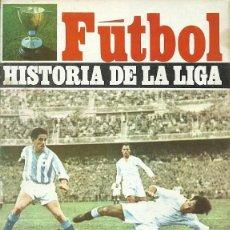 Coleccionismo deportivo: 21 FUTBOL HISTORIA DE LA LIGA TEM`PORADA 1951 52 RAMON MELCON. Lote 159575334
