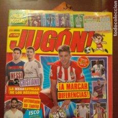 Coleccionismo deportivo: REVISTA JUGÓN 106 PRECINTADA. Lote 159703866