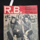 Coleccionismo deportivo: R.B. REVISTA BARCELONISTA - Nº 412 - 20 FEBRERO 1973 - REXACH, PIRRI. Lote 160229330