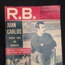 Coleccionismo deportivo: R.B. REVISTA BARCELONISTA - Nº 334 - 24 AGOSTO 1971 - AMISTOSO EN GRANOLLERS CON VICTORIA. Lote 160229734