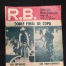 Coleccionismo deportivo: R.B. REVISTA BARCELONISTA - Nº 483 - 2 JULIO 1974 - DOBLE FINAL DE COPA. Lote 160232242