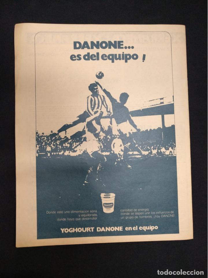 Coleccionismo deportivo: R.B. REVISTA BARCELONISTA - Nº 362 - 7 MARZO 1972 - CELTA 1 - BARCELONA 2 - Foto 3 - 160233918