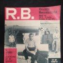 Coleccionismo deportivo: R.B. REVISTA BARCELONISTA - Nº 421 - 24 ABRIL 1973 - LAS PALMAS 2 - BARCELONA 1. Lote 160235334