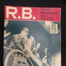 Coleccionismo deportivo: R.B. REVISTA BARCELONISTA - Nº 327 - 6 JULIO 1971 - CAMPEONES, VALENCIA 3 - BARCELONA 4. Lote 160235502