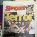 Coleccionismo deportivo: PERIÓDICO DIARIO SPORT 28 JULIO 1996. Lote 160476750