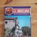 Coleccionismo deportivo: FC BARCELONA BOLETIN BARÇA FUTBOL Nº23 1972 CON SUPLEMENTO MAINADA PEQUES. Lote 161114958