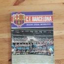 Coleccionismo deportivo: FC BARCELONA BOLETIN BARÇA FUTBOL Nº21 1972. Lote 161115070