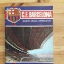 Coleccionismo deportivo: FC BARCELONA BOLETIN BARÇA FUTBOL Nº16 1972. Lote 161115170