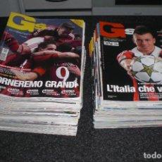 Coleccionismo deportivo: COLECCIÓN 50 REVISTAS GUERIN SPORTIVO (ITALIA) (2010-2015). Lote 187577706