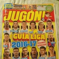 Coleccionismo deportivo: REVISTA JUGON N°118 COMPLETA POSTERS INCLUIDOS. Lote 163048198