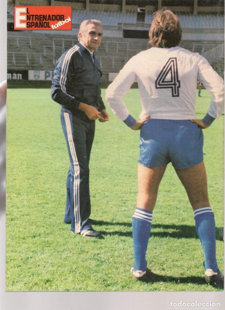 Coleccionismo deportivo: EL ENTRENADOR ESPAÑOL FUTBOL. Nº 25. SEPTIEMBRE 1985. (B/58) - Foto 3 - 163613386