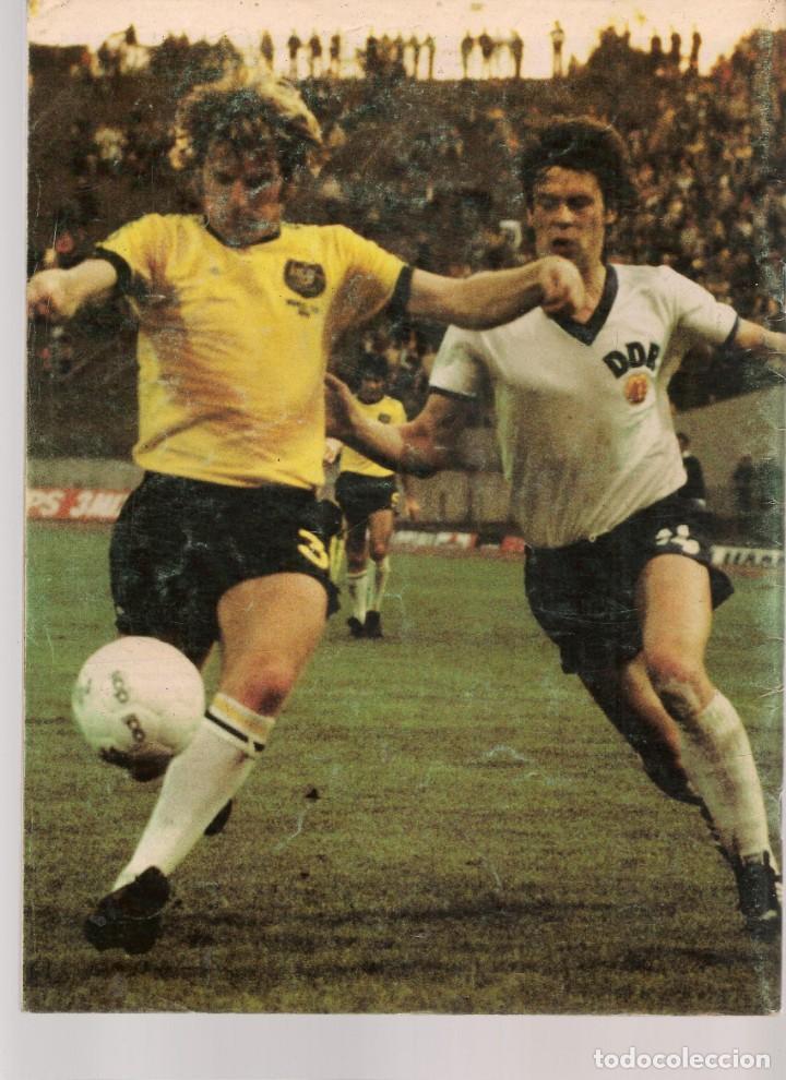 Coleccionismo deportivo: EL ENTRENADOR ESPAÑOL FUTBOL. Nº 22. JUNIO 1984. (B/58) - Foto 3 - 163613666