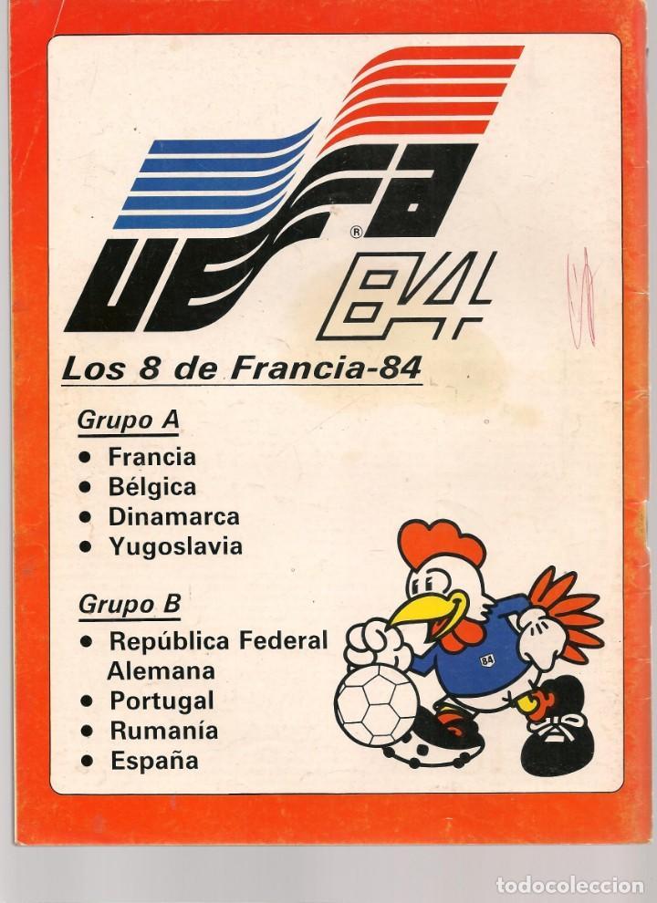 Coleccionismo deportivo: EL ENTRENADOR ESPAÑOL FUTBOL. Nº 19. ENERO 1984. (B/58) - Foto 3 - 163614310