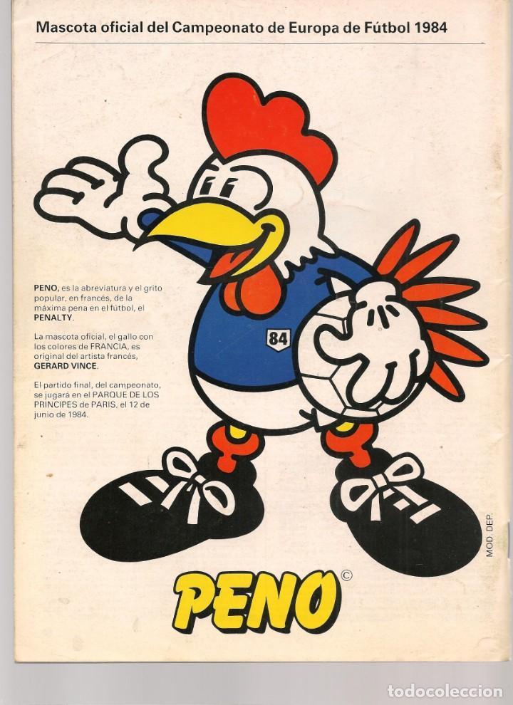 Coleccionismo deportivo: EL ENTRENADOR ESPAÑOL FUTBOL. Nº 18. OCTUBRE 1983.(B/58) - Foto 3 - 163614562
