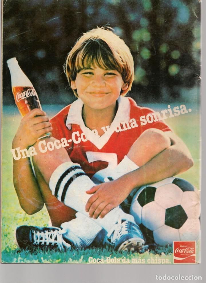 Coleccionismo deportivo: EL ENTRENADOR ESPAÑOL FUTBOL. Nº 8. ABRIL 1981. (B/58) - Foto 3 - 163616274