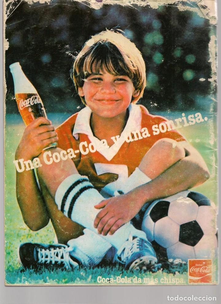 Coleccionismo deportivo: EL ENTRENADOR ESPAÑOL FUTBOL. Nº 7. ENERO 1981. (B/58) - Foto 3 - 163616438