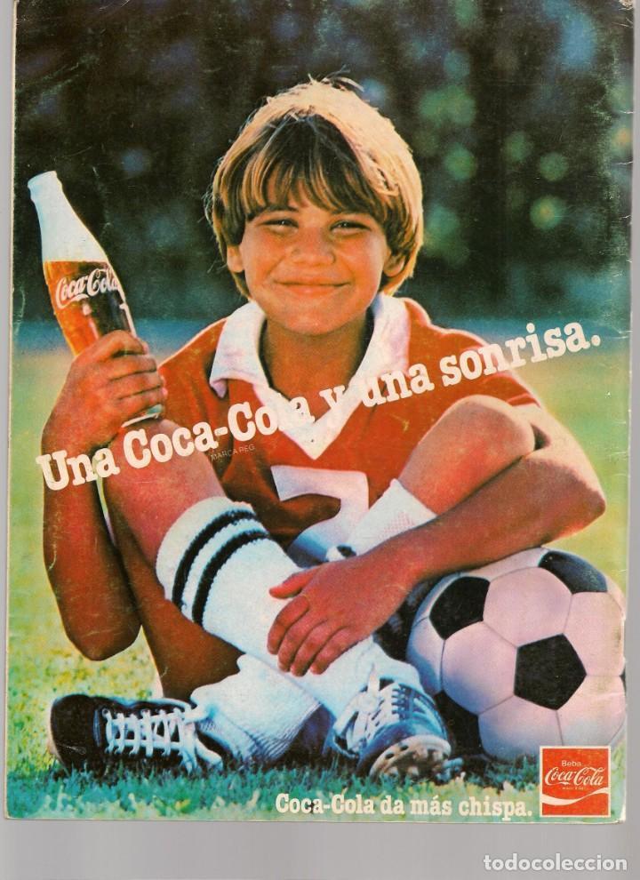 Coleccionismo deportivo: EL ENTRENADOR ESPAÑOL FUTBOL. Nº 6. OCTUBRE 1980. (B/58) - Foto 3 - 163616606