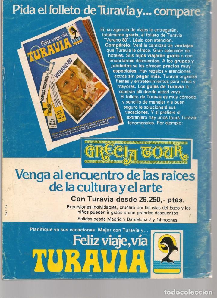 Coleccionismo deportivo: EL ENTRENADOR ESPAÑOL FUTBOL. Nº 5. JULIO 1980. (B/58) - Foto 3 - 163616686