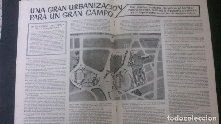 Coleccionismo deportivo: REVISTA CLUB DE FUTBOL BARCELONA-ABRIL 1955 - Foto 4 - 163967422