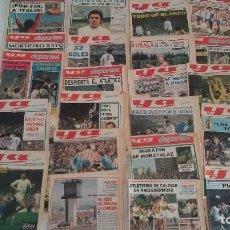 Coleccionismo deportivo: SUPLEMENTOS DEPORTIVOS DIARIO YA TEMPORADA 1979-80. Lote 163967690
