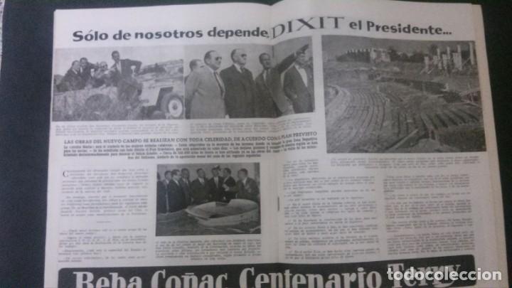 Coleccionismo deportivo: REVISTA CLUB DE FUTBOL BARCELONA-INFORMACION Nº 12- AÑO 1955 - Foto 3 - 163967738
