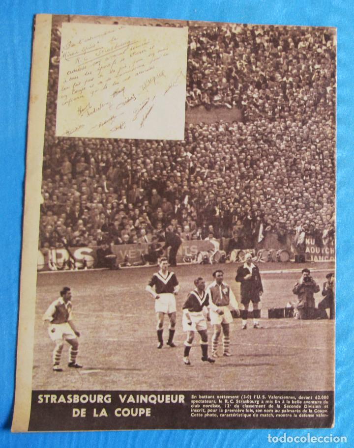 Coleccionismo deportivo: MIROIR SPRINT. 2 EJEMPLARES, Nº 176 Y 256. 1949 Y 1951. - Foto 4 - 164523314