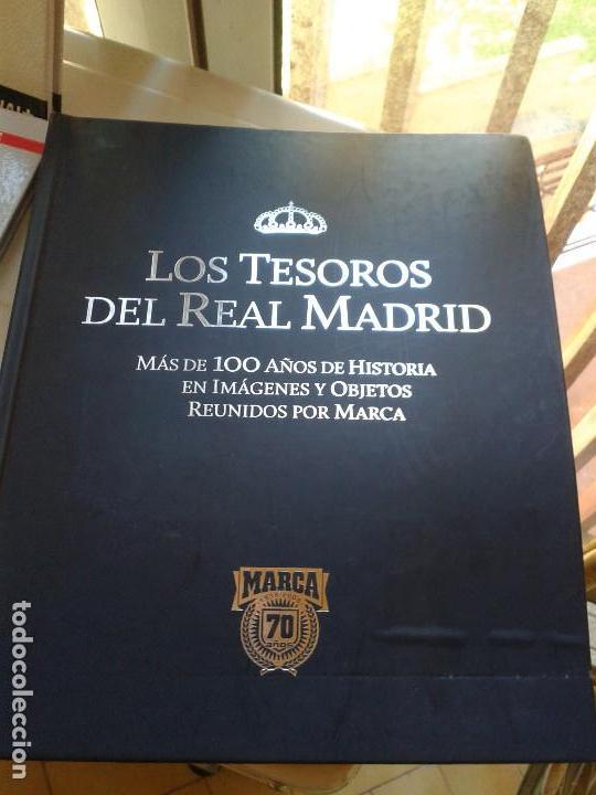 Coleccionismo deportivo: REAL MADRID C.F COLECCION HISTORICA - MATERIAL DIVERSO ( PERIODICOS, POSTER, LAMINAS) - Foto 9 - 164738194