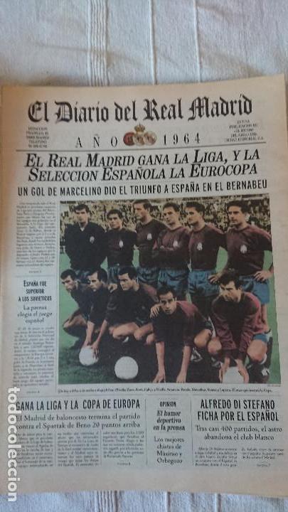 Coleccionismo deportivo: EL DIARIO DEL REAL MADRID CENTENARIO DEL REAL MADRID 1902 - 2002 - Foto 16 - 165203210