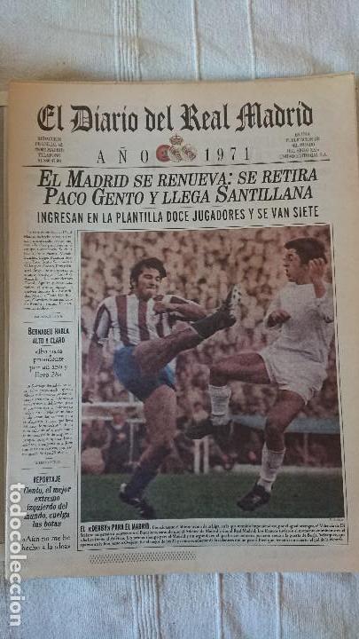 Coleccionismo deportivo: EL DIARIO DEL REAL MADRID CENTENARIO DEL REAL MADRID 1902 - 2002 - Foto 18 - 165203210