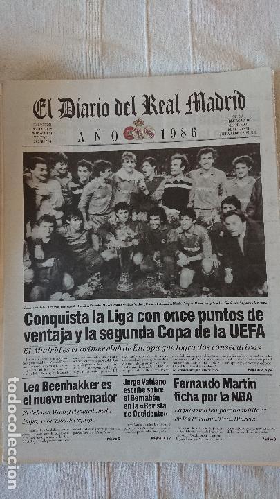 Coleccionismo deportivo: EL DIARIO DEL REAL MADRID CENTENARIO DEL REAL MADRID 1902 - 2002 - Foto 32 - 165203210