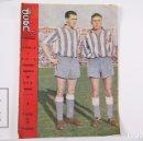 Coleccionismo deportivo: REVISTA / PUBLICACIÓN DE FÚTBOL - DICEN - 1956, Nº 182 - GAMIZ Y RUIZ DEL R.C.D ESPAÑOL. Lote 165351589