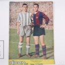 Coleccionismo deportivo: REVISTA / PUBLICACIÓN DE FÚTBOL - DICEN - 1956, Nº 188 - ARGILES Y SEGUER / ESPAÑOL, BARCELONA. Lote 165351821