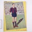 Coleccionismo deportivo: REVISTA / PUBLICACIÓN DE FÚTBOL - DICEN - 1956, Nº 189 - BIOSCA, F.C BARCELONA. Lote 165351960